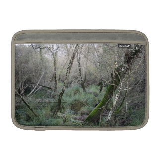 Landscape cork oaks and nature in Doñana, Spain Sleeve For MacBook Air