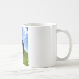 landscape earth coffee mug