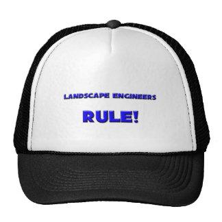 Landscape Engineers Rule! Trucker Hats
