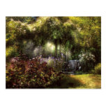 Landscape - Eve's Garden Post Card