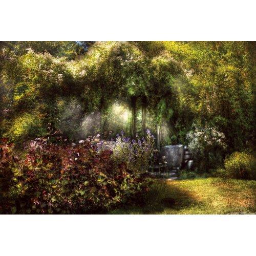 Landscape - Eve's Garden print