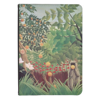 Landscape exótico, 1910 funda para kindle touch