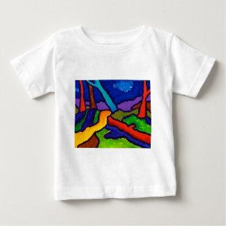 Landscape F2 Baby T-Shirt