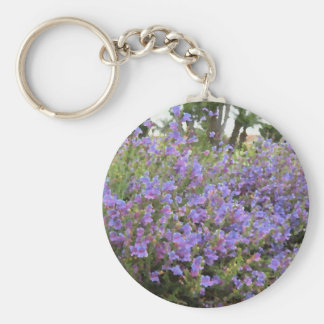 Landscape, Garden and Plant Images Keychain