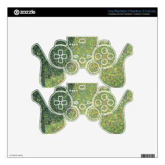 Landscape Garden (Meadow in Flower) Skin For PS3 Controller