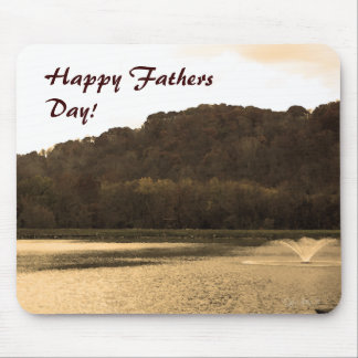 landscape, Happy Fathers Day! Mouse Pad