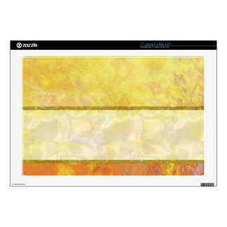 Landscape Harmony Satin Ribbon Decals For Laptops