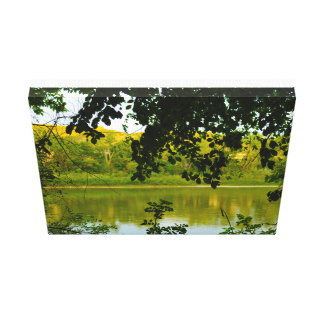 Landscape Impresión En Lienzo