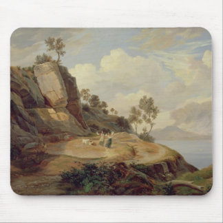 Landscape in Italy Mouse Pad