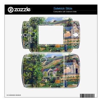 Landscape in Pontiose by Camille Pissarro Sidekick Slide Skins