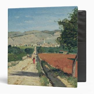 Landscape in Provence Binder