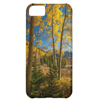 Landscape in San Juan Mountains iPhone 5C Cover