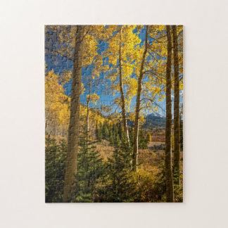 Landscape in San Juan Mountains Puzzles