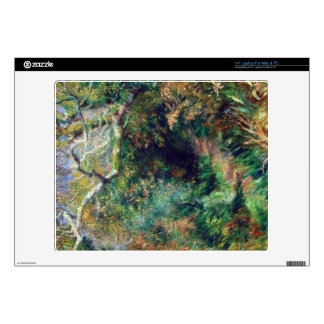 "Landscape in southern France by Pierre Renoir 14"" Laptop Decal"