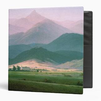 Landscape in the Riesengebirge, 1810-11 Binder