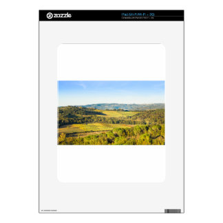 Landscape in Tuscany, Italy Decals For iPad