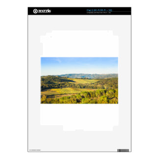 Landscape in Tuscany, Italy Decals For The iPad 2