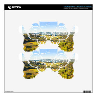 Landscape in Tuscany, Italy PS3 Controller Decal