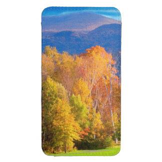Landscape in Vermont Galaxy S4 Pouch