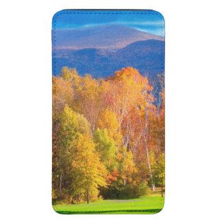 Landscape in Vermont Galaxy S5 Pouch
