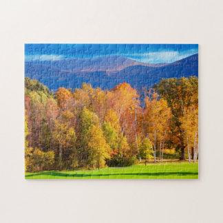 Landscape in Vermont Puzzle