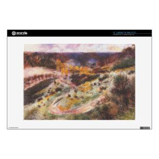 Landscape in Wargemont by Pierre Renoir Skin For Laptop