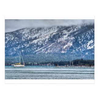 Landscape Lake Tahoe Post Card