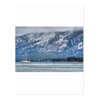 Landscape Lake Tahoe Postcards