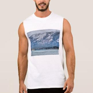 Landscape Lake Tahoe Sleeveless Shirt