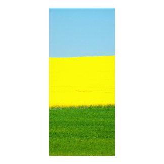 Landscape Meadow Rack Card