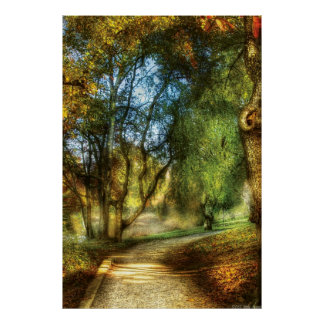 Landscape -  My Journey, My Path Print
