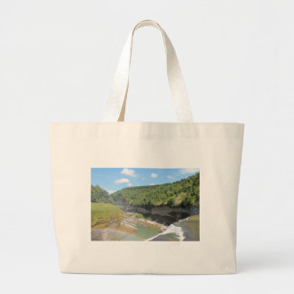 Landscape Natrue Scenery Tote Bags