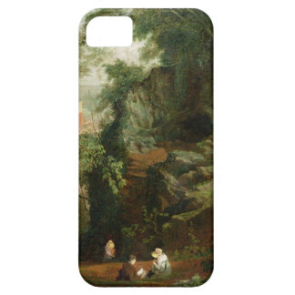 Landscape near Clifton, c.1822-23 (oil on canvas) iPhone SE/5/5s Case
