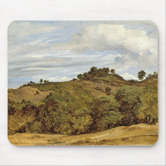 Landscape near Olevano, 1822 Mouse Pad