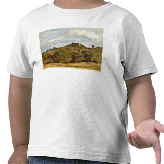 Landscape near Olevano, 1822 T-shirts