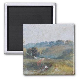 Landscape near Petworth, c.1828 Magnet