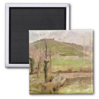 Landscape near Pont-Aven, 1888 Magnet