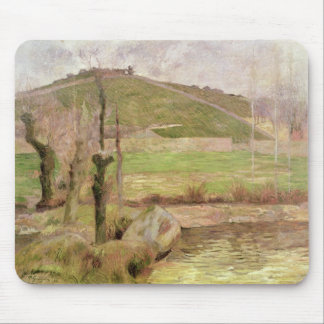 Landscape near Pont-Aven, 1888 Mouse Pad