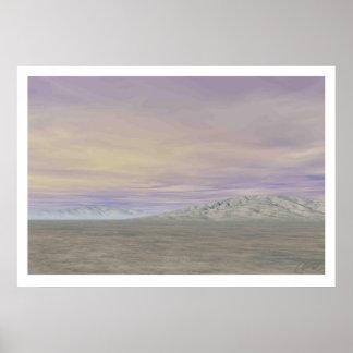 Landscape Nr 618 Posters