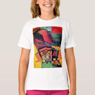 Landscape of Céret by Juan Gris T-Shirt
