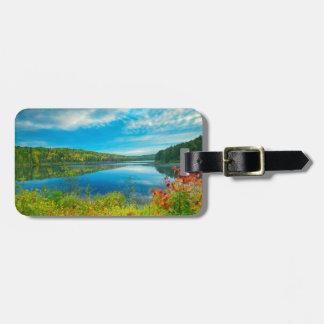 Landscape of Costello Lake Bag Tag