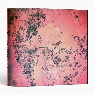Landscape of Earth Vinyl Binder