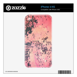 Landscape of Earth Decal For The iPhone 4S