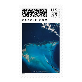 Landscape of Earth from Space 2 Postage
