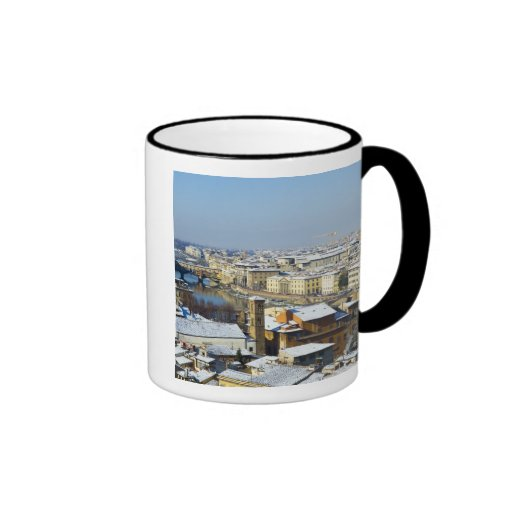 Landscape of Florence from Piazzale 2 Coffee Mug