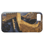 Landscape of Great Wall under sunset, China iPhone 5 Case
