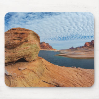 Landscape of Lake Powell Mouse Pad