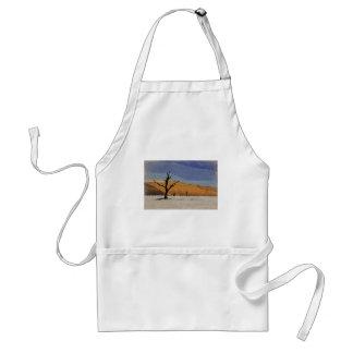 Landscape of the Desert Adult Apron