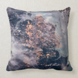 Landscape of the Earth 2 Throw Pillow