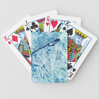 Landscape of the Earth Bicycle Playing Cards